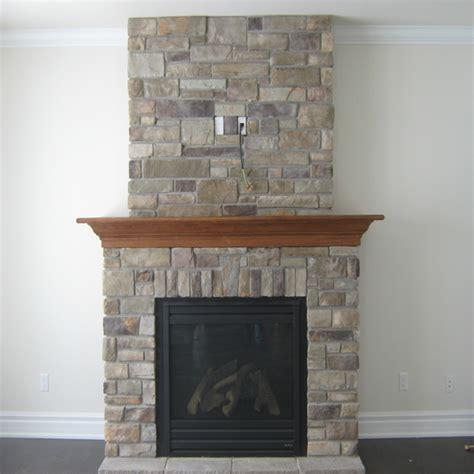 indoor stone veneer panels stacked stone veneer feature