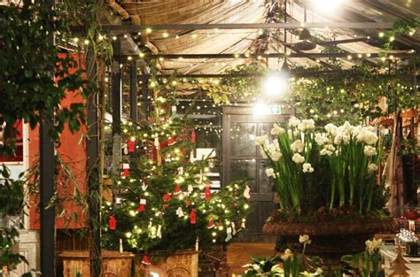 christmas kokedama workshop at petersham nurseries