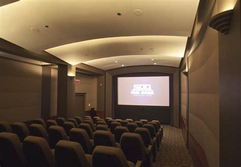 the room screening 500 park avenue screening room screening map ny