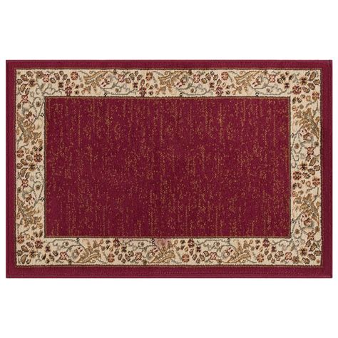 2 x 3 area rugs tayse rugs sensation 2 ft x 3 ft transitional area rug 4740 2x3 the home depot