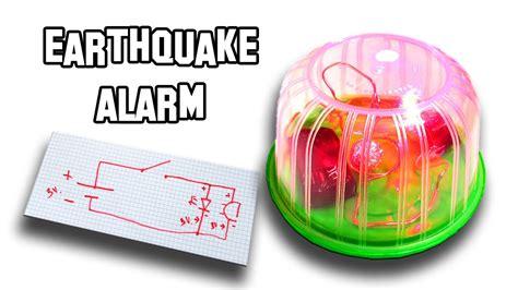 Quake Alarm how to make an earthquake alarm