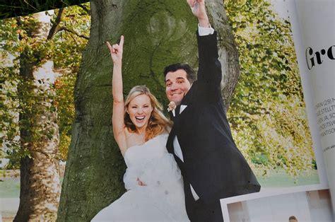 heiraten zeitschrift hochzeit mit letterart und braut br 228 utigam magazin