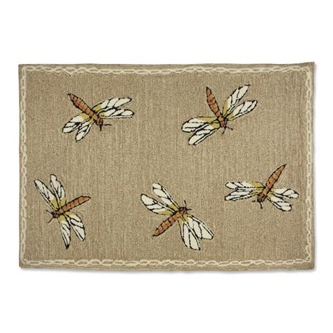 Dragonfly Outdoor Rug Indoor Outdoor Area Rugs Indoor Outdoor Dragonfly Dreams Rug Orvis Uk