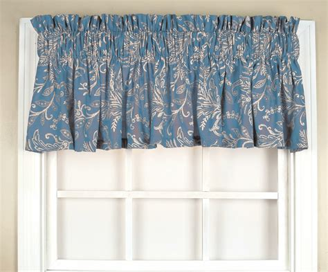 tailored curtains floating leaves tailored valance