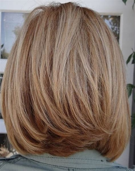medium bob for over 50 medium length bob hairstyles for over 50