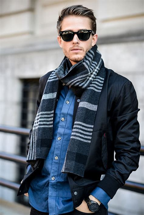 25 best ideas about scarf on mens scarf