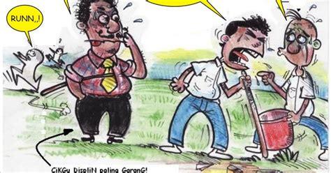karikatur hari guru komik melayu selamat hari guru dari brader joe