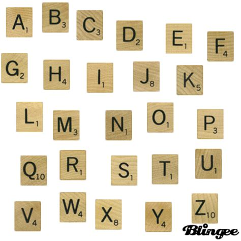 using all letters in scrabble scrabble letters picture 106322367 blingee