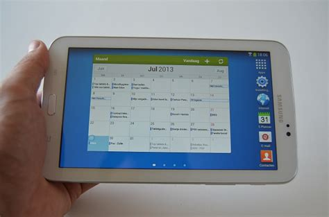 Tab Samsung 3 7 0 Inch samsung galaxy tab 3 7 0 review degelijke mid end android tablet reviews tablet guide