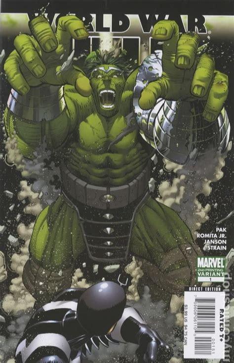 world war hulk 1905239777 world war hulk 2007 comic books