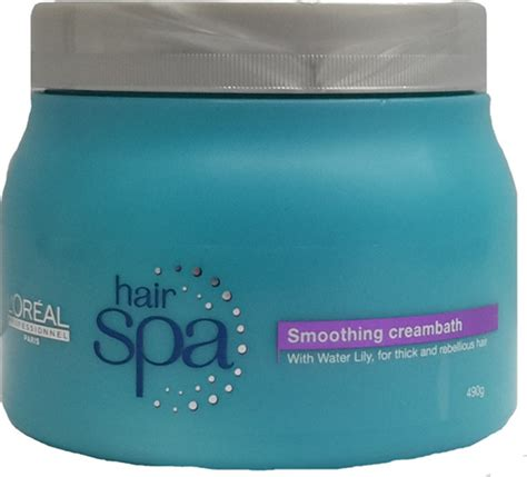 Hair Creambaath 1 Kg l oreal hair spa smoothing creambath price in india buy l oreal hair spa
