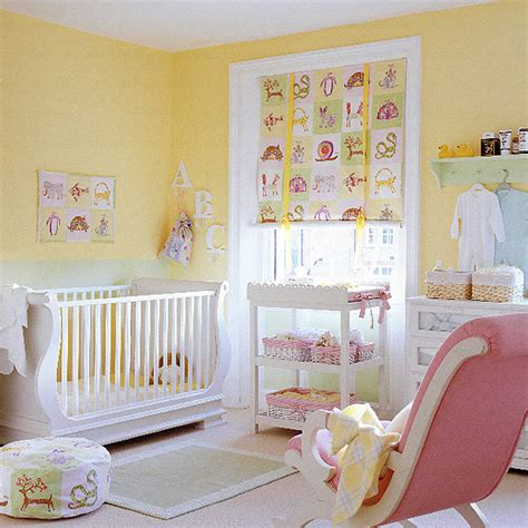 Decor For Nursery Rooms New Home Interior Design Nursery Decorating Ideas