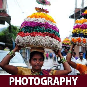 Feast Of Contest Mound 6 by Photo Contest India Bathukamma Festival 2017 Entries