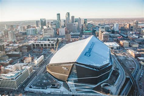 us bank minnesota us bank stadium information renderings and more of a