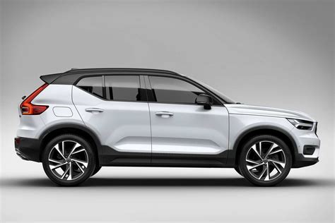 volvo xc suv introduced production begins  november autobics