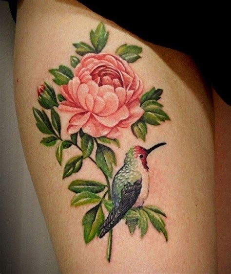 tattoo designs hummingbirds and flowers 91 gorgeous yet delicate flower designs for your