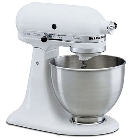 KitchenAid Classic 4.5 Quart Stand Mixer With Bonus Spatula: Appliances : Walmart.com