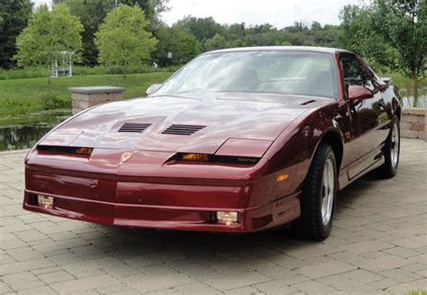 87 pontiac trans am 1987 pontiac trans am gta