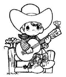 cowboy coloring pages cowboy coloring pages coloring