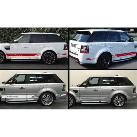 range rover autobiography custom range rover sport autobiography style custom side stripe