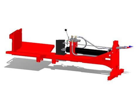Fendeuse Bois 2748 by Woody 3 Point 40 30 Wood Splitter