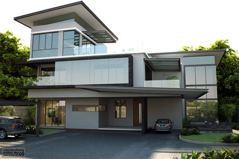 exterior image bungalow exterior my by cmjohncheng on deviantart