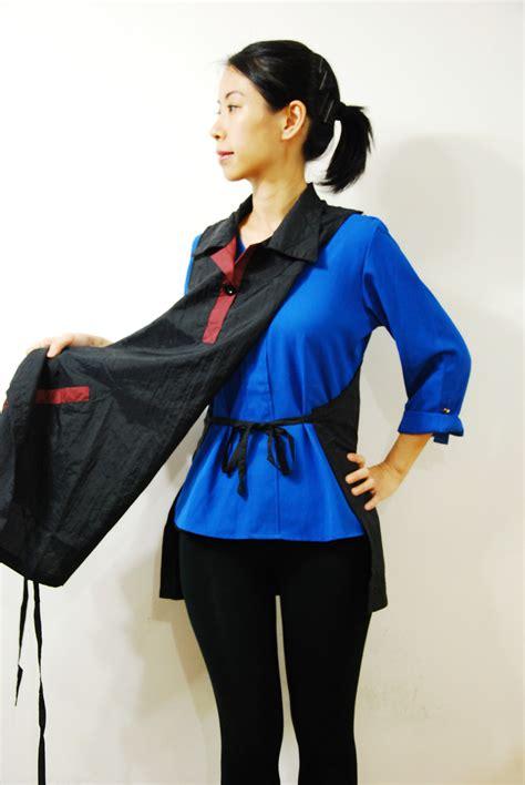hair stylist vest apron hair stylist salon wear vest shoo cape smock
