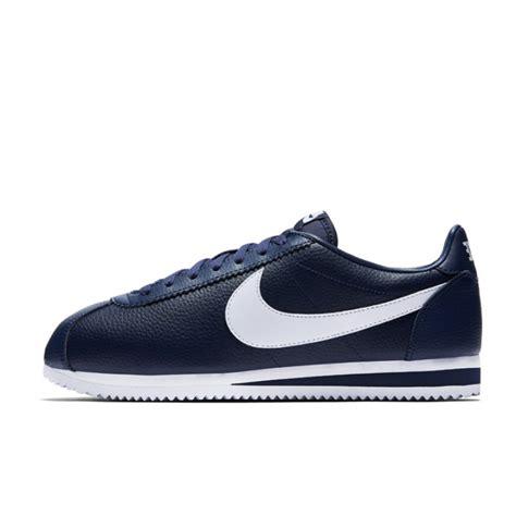 Sepatu Sport Nike Cortez Textile jual sepatu sneakers nike classic cortez leather midnight