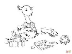 llama coloring pages llama llama coloring page free printable