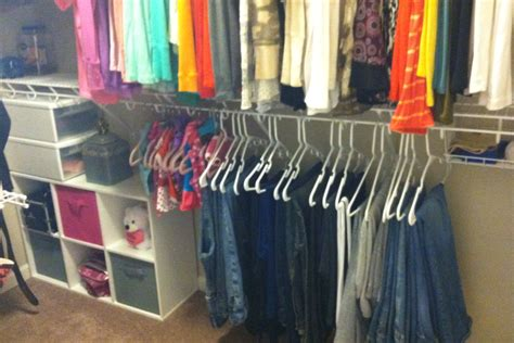 my home story organizing your walk in closet