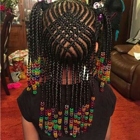 braid hairstyles for black women with a little gray 64 cool braided hairstyles for little black girls page 4