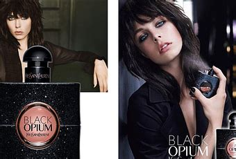 Log In To Win A Yves Laurent Black Patent Tribute Bag by Il Profumo Black Opium Di Yves Laurent Paperblog