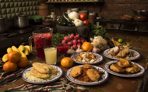 la comida de la 8492981822 comida mexicana una tradici 243 n que nos identifica m 233 xico desconocido