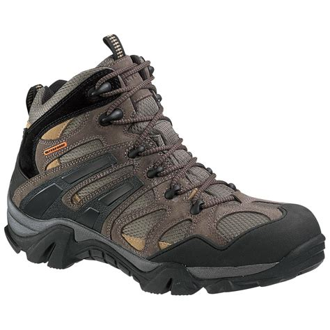 wolverine hiking boots s wolverine 174 wilderness hikers 187906 hiking boots