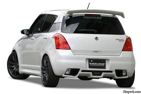 Suzuki Sport Specifications The New Suzuki Sport With Technical Specifications