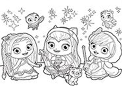 little charmers coloring pages nick jr little charmers birthday party ideas and themed party
