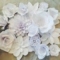 wedding backdrop paper flowers paper flower backdrop flower 1 ash and crafts
