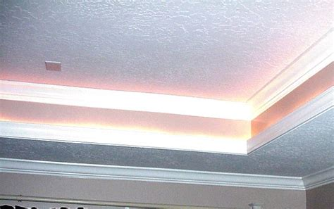rope lighting crown molding avs forum home