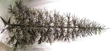 4 or 5 ftrustic christmas trees artificial tree quot rustic german twig tree quot 7 ft
