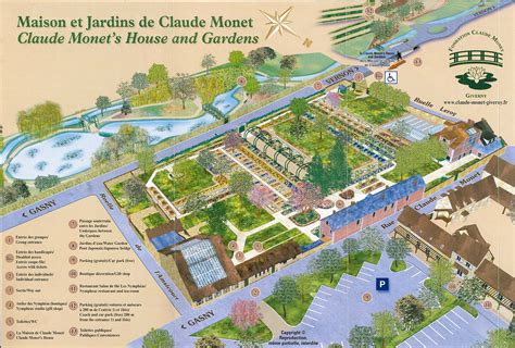 fondation claude monet informations pratiques fondation