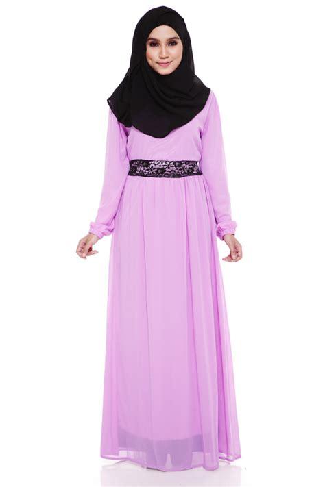 Jubah Muslim Muslimah Jubah Dress Abaya Dress Dress Pinafore