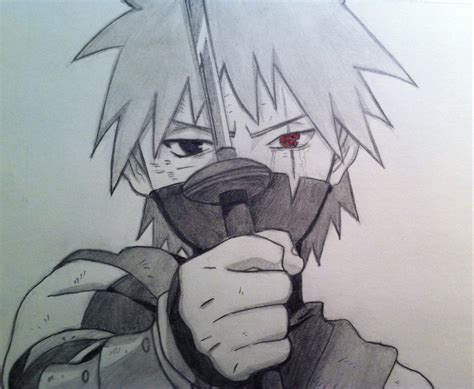 Drawing Kakashi by Kakashi Hatake By Drawmaster001 On Deviantart