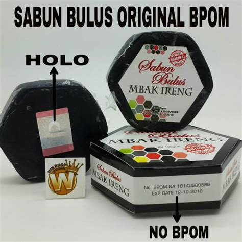 Alis New Packing Original Bulus Sabun Bulus Hitam Original Mbak Ireng New Packing