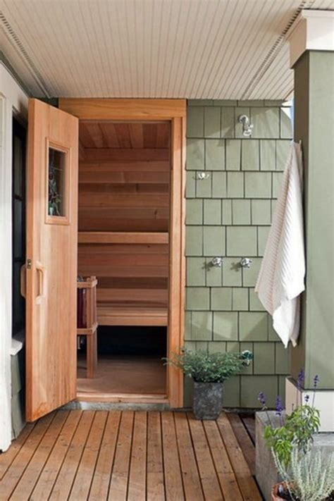 outdoor shower build yourself learn the