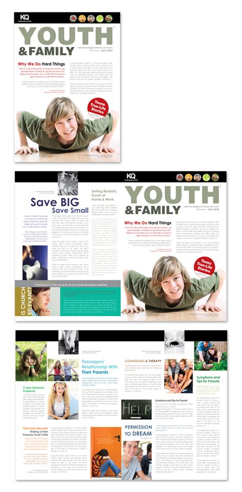 brochure templates free word church ministry youth group brochure