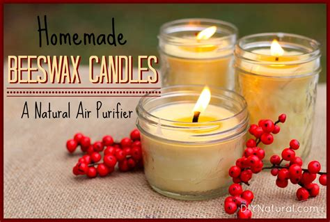 How To Make Handmade Candles - how to make candles beeswax candles