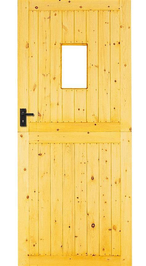 Softwood Exterior Doors External Softwood Doors
