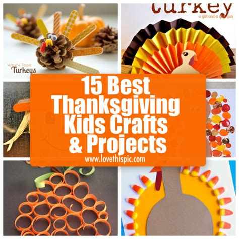 best thanksgiving crafts for 15 best thanksgiving crafts projects
