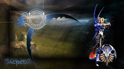 themes hd ps3 sacred 2 seraphim ps3 theme hd by biodio on deviantart