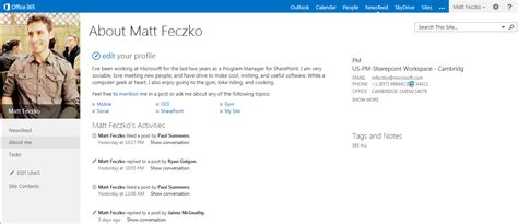 Profile Search Sharepoint Profiles Privacy And Search Office Blogs
